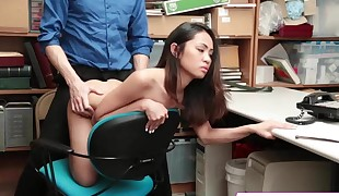 Cute Sweety Jacker Takes Cock As Punishment