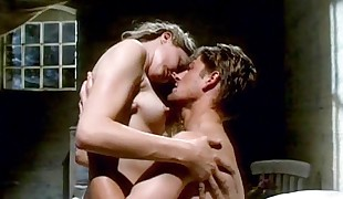 Joely Richardson Swell Nipples In Girl Chatterley Movie