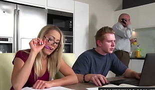 RealityKings - Sneaky Sex - Chad Rockwell Christen Courtney