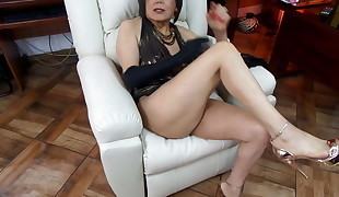 secretary addicted to anal hump cheats on her hubby