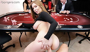 VRBangers.com Busty babe is fucking  in this agent