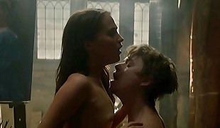 Alicia Vikander Nude Sex Scene In Tulip Fever ScandalPlanet