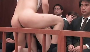 Asian Courtroom Insanity!